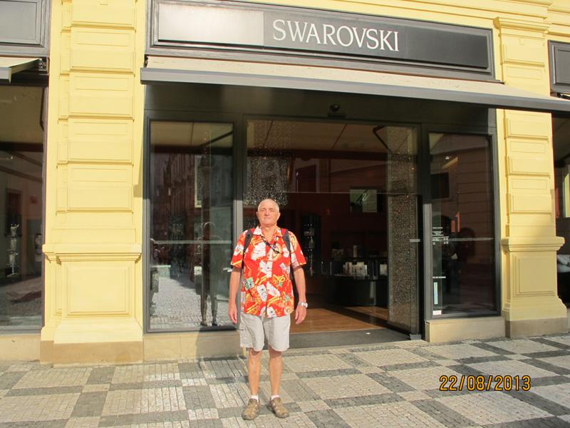 Магазины в Праге  pragapraharu